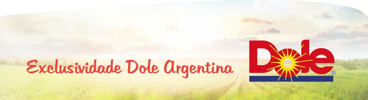 Exclusividade Dole Argentina