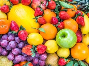 Importação e Exportação de Frutas